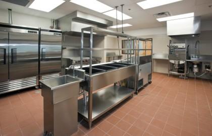 תכנון מטבחים מוסדיים