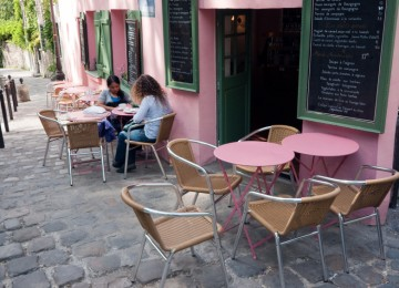 קפה ומאפה בשכונה או על הכביש